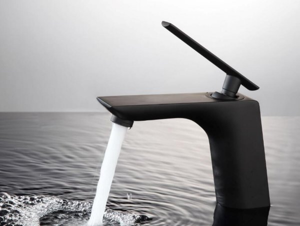 oro o nero bagno cascata rubinetto miscelatore a parete Tap Vanity Torneira Bagno rubinetto BL113