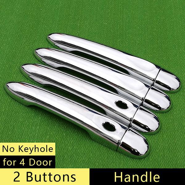 4Dr No Key 2 Buttons