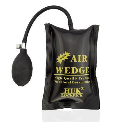 Professional Wedge Locksmith Tools Auto Air Wedge Airbag Lock Pick Set Open Car Door Window Lock 188x125mm