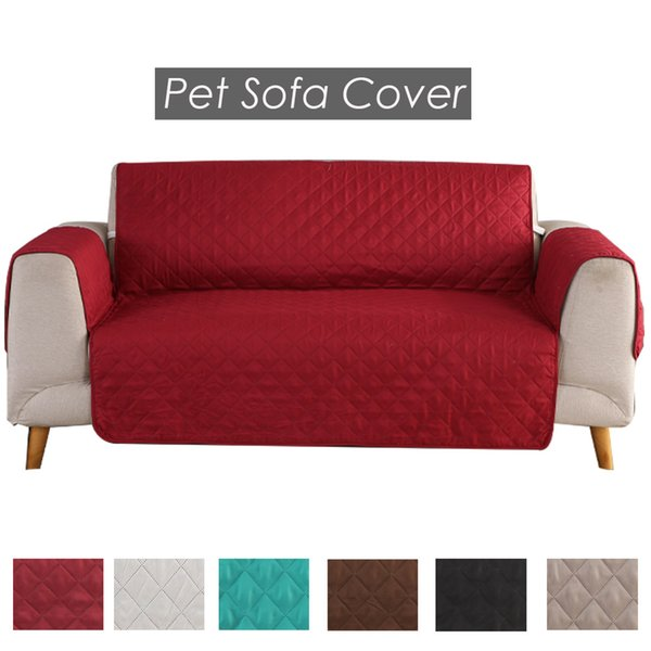 Amazing Lfh Sofa Cover For Living Room Furniture Protector Anti Mites Sofa Slipcovers Perfect For Dogs Pets Kids Solid Colors Loveseat Folding Chair Covers Lamtechconsult Wood Chair Design Ideas Lamtechconsultcom