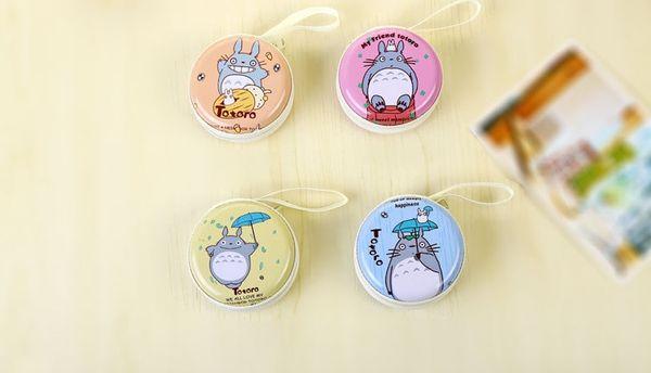Super Cute 1 Pièce Couleur Aléatoire, Mon voisin TOTORO Coin BAG, mini porte-monnaie poche 6cm, pochette pour la clé Key BAG # 91204