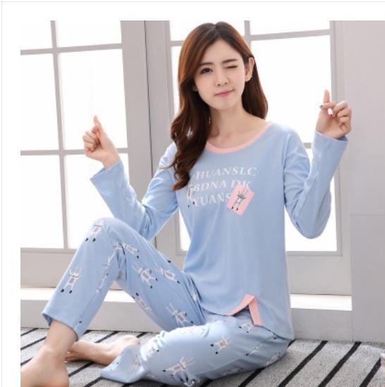 conjunto de las mujeres pijama