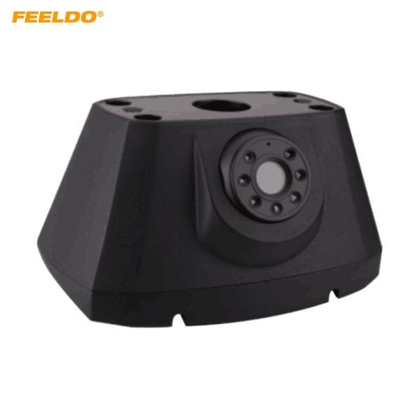 FEELDO Car CCD Rear View Brake Light Camera For Jeep Dodge RAM Promaster 08-16 Reverse Backup Camera #5531