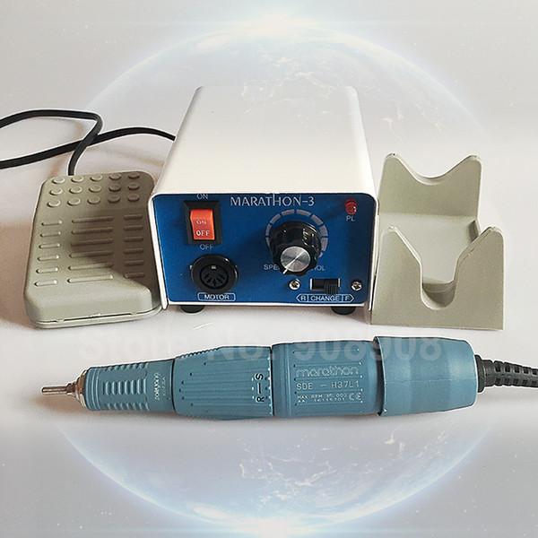 Оригинал Новая Корея SAEYANG украшения Резьба по дереву Marathon Микромотор стоматологический пилочки для ногтей Precision слябов Полировка полировщик