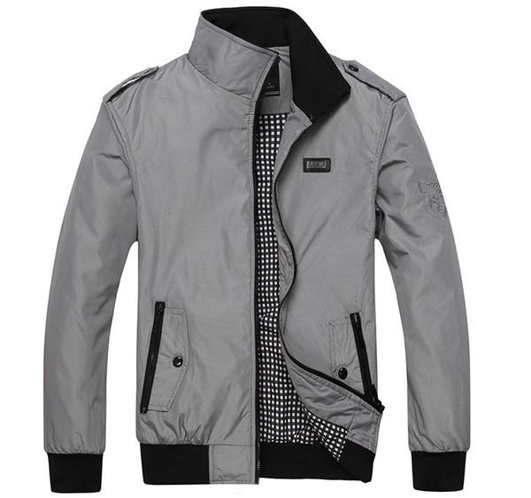 chaqueta capa hombre