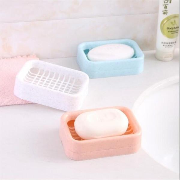 Mini Travel Soap Dish Bathroom Soap Dish Storage Box Holder Case Soapbox