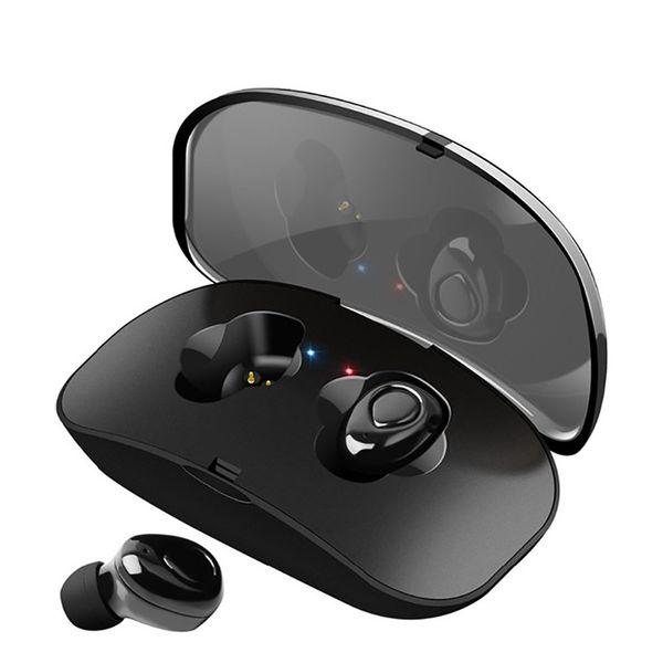 Bluetooth 5.0 Drahtlose Kopfhörer X18 TWS In Ear Kopfhörer Freisprecheinrichtung Kopfhörer Mini Kopfhörer Sport Ohrhörer Musik Headset Für Telefon Mit Mikrofon