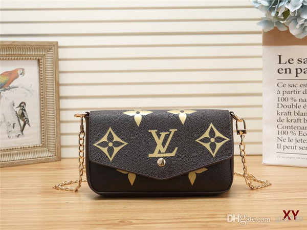 Fashion fahion lady crossbody bags new arrival excellent quality Fashion handbags on chain wholesale women Fashion shoulder bags195 A168