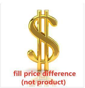 ملء فرق السعر (وليس المنتج)
