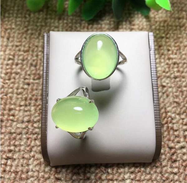FREE SHIPPING Natural crystal gem ring opening all-match grape Vintage Ring Joint