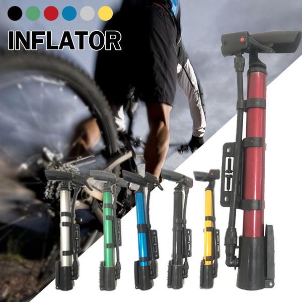 Bicycle Bike Cycling Tyre Air Pump Portable Inflator Air Pump Tire Pump Durable
