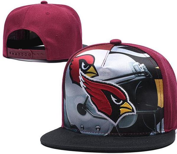 Bon marché femmes et hommes chapeaux de marque de luxe chapeau réglable de football IRA Arizona équipes casquette de hip hop chapeau sports de plein air 07