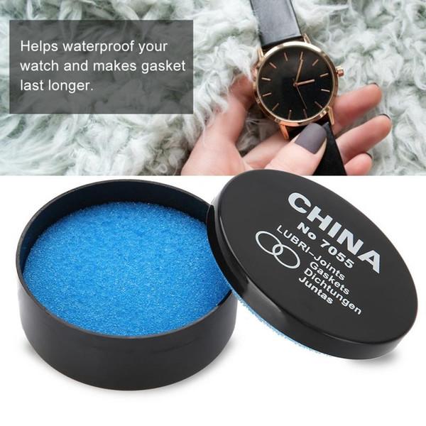 Professional Waterproof Paste Watch Repair Grease Waterproof Sealer for Watch Gasket watchmaker repair tools kit