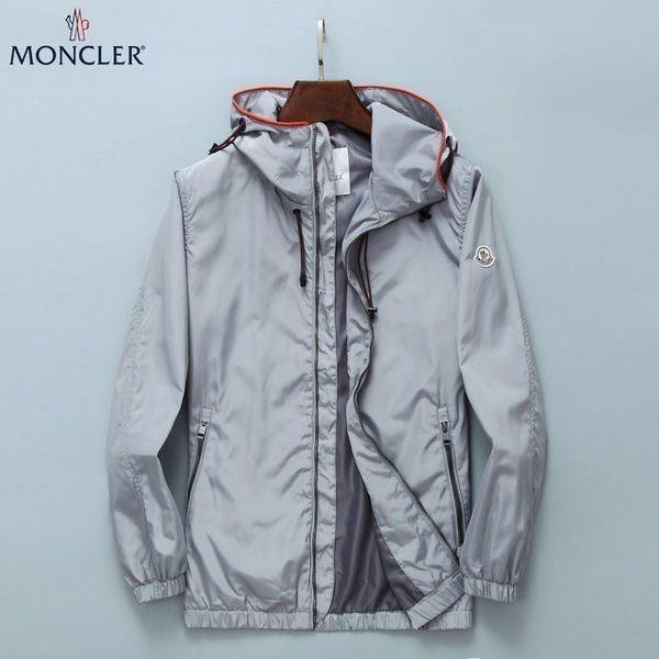 Moda trendi 2019 sonbahar ve kış erkek yeni rahat ceket high-end kişilik uzun kollu fermuar ceket 59140562
