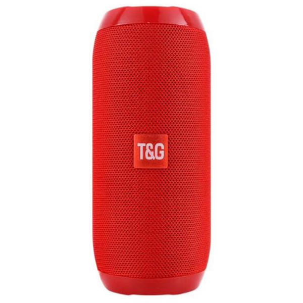 TG117 waterproof mini wireless bluetooth speaker double diaphragm outdoor portable sports subwoofer card audio mobile phone gift