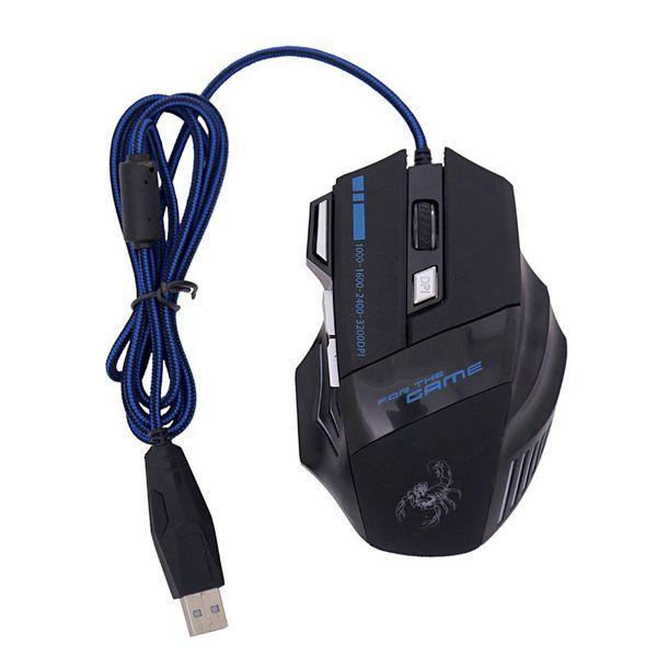 Dtime Usb Computador Portátil Pc Gaming Air Mouse Para Dota2 Optical Mouse Gamers Sem Fio Do Carro Laptop Raton Computador