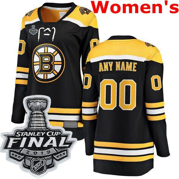 Women's Black& Yellow Home Final