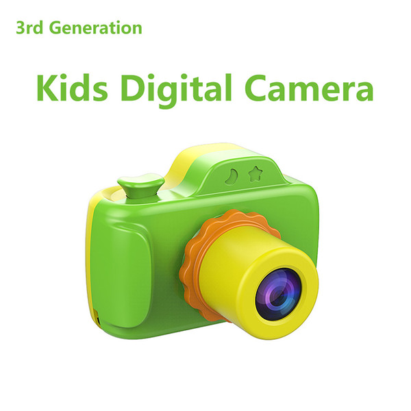 High Quality Children's gifts B1 HD 1080P Kids Digital Mini Camera 3.0inch Screen Mini Children Camcorder Photo Camera Christmas Gift
