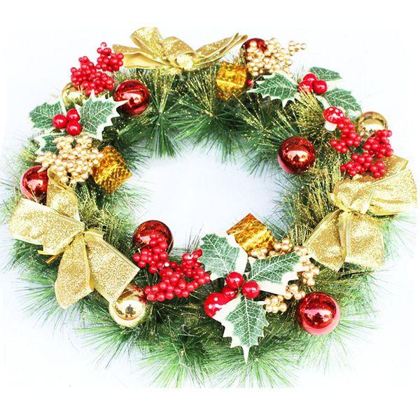 Christmas In Hawaii Party.Christmas Wreath Hair Hawaii Party Christmas Wreath Garland Rings Artificial Xmas Pine Decorat Hawaii Necklace Uk 2019 From Rosaling Uk 31 28