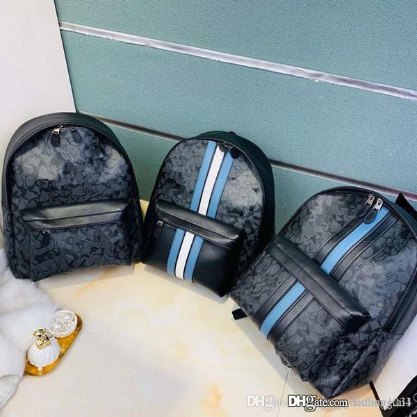 Men's New Business Leisure Mountaineering College Backpack Travel Bag Fashion Computer Woman Handbag Designer For Girls Men Bookbags