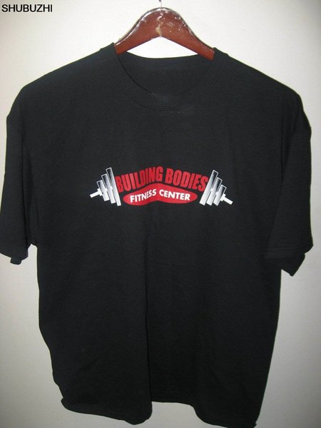 Building Bodies Fitness Center Weightlifting Rockledge Florida T Shirt tshirt new hip hop fashion top free shipping shubuzhi