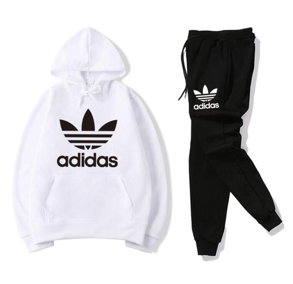 Trainingsanzug Männer Trainingsanzüge Herbst Herren Jogger Anzüge Jacke Hosen Sets Sporting Mann Anzug Hip Hop Sets Hohe Qualität