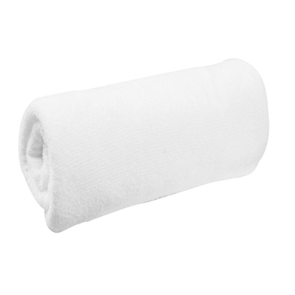 30*60cm Portable Terry White Towel for Hotel Bath Towel Washcloths Hand Towels Soft Microfiber Fabric Face Small P30