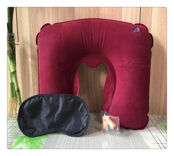3 в 1 на открытом воздухе кемпинга маска для сна спальное покрытие наглазник блиндер с завязанными глазами защита для глаз