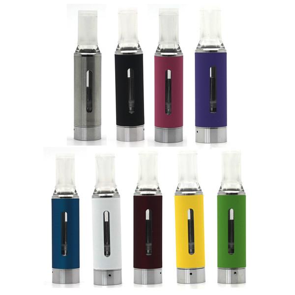 MT3 atomizador Mt3 Cigarrillo electrónico EGO Clearomizer 2.4ml Bobina de calentamiento inferior Cartomizer desmontable para EGO EGO-T Eved Vision Batería