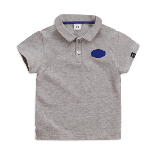 Boy Short Sleeve Tops Tees Children pattern Summer Toddler Children Kids Boy T-shirts