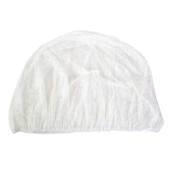 Portabebés Mosquitera Cubierta Jacquard 1 Paquete Blanco Para Cochecito, Cuna, Malla Portátil Y Durable Para Insectos Bebé, Bebé B