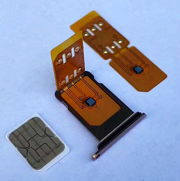 2019 UP NEW GOLD CHIP MKSD ICCID Unlock iphonexs ios12 ios12.x iphonexr iphonexs max Turbo sim card