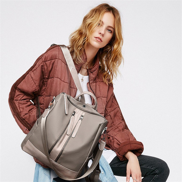 Designer Hot Womens Backpacks Handbags New Arrival Hot Sale 2 Colors Avaliable Hot Sale Free Shipping Womens Bag Big Capacity High Quality