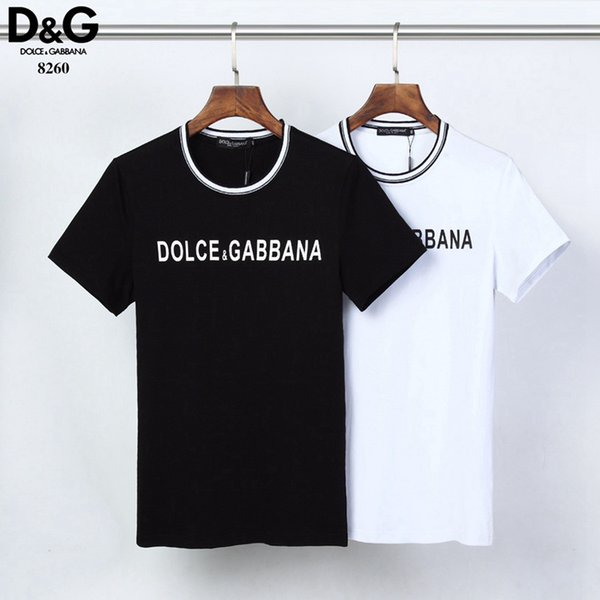 T-shirt Free Mail T04 T-shirt Moda 20ss estate del progettista degli uomini di svago T-shirt di lusso di alta qualità ha stampato il modello in cotone donne