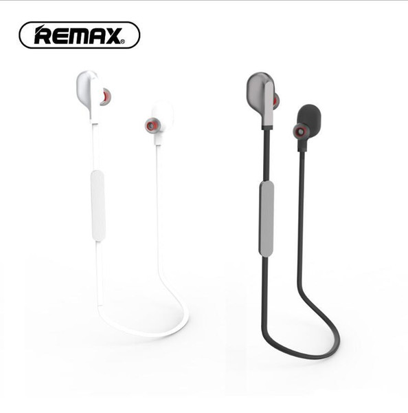 REMAX S18 In-ear Wireless Bluetooth Earphone V4.2 Bluetooth Sport Earphone with Microphone Stereo for Phone Neckband WK BD200