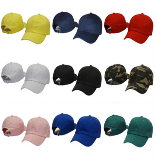 Golf Hat Outdoor Motion Berretto da baseball Uomini e donne Camouflage Blank Snapback Traspirante Rosso Giallo Vendite calde 13yp C1