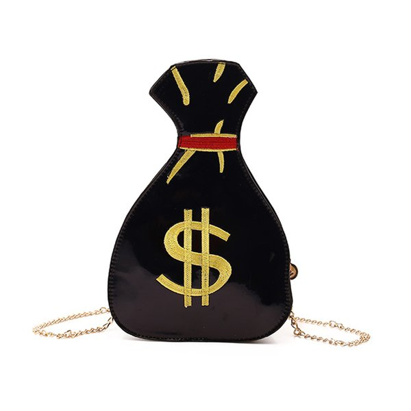 Novelty Fashion Women Leather Handbags Personality