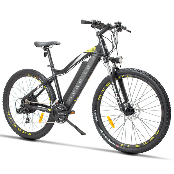 top popular 27.5inch electric mountian bicycle Electric off-road bicycle 48V lithium battery Emtb 48v 400w motor ebike 2020