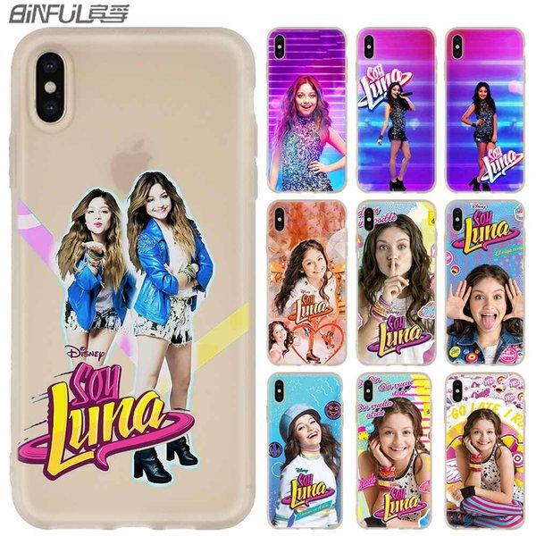 Disney SOU LUNA iphone case