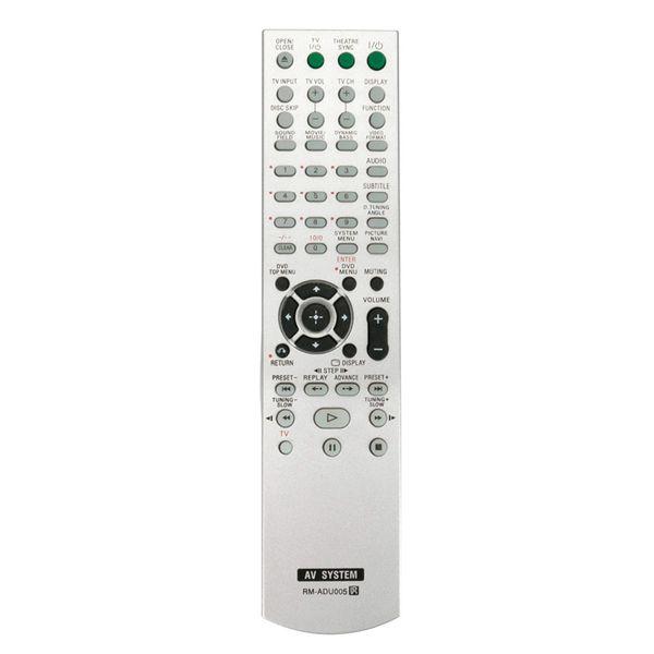 Remote Control Rm-Adu005 Rmadu005 misura per Sony Dvd Home Theatre Theatre Sistema AV Dav-Dz630 Dav-Hdx265 HCD-Dz630 HCD-Hdx665