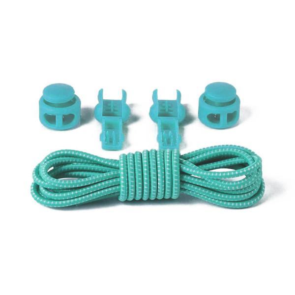 1 pair Elastic Shoelaces Running Trainers Elasticated Lazy Shoelaces children safe elastic shoe lace cordones