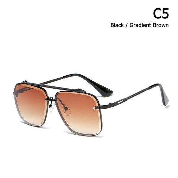 C5 Siyah Kahverengi