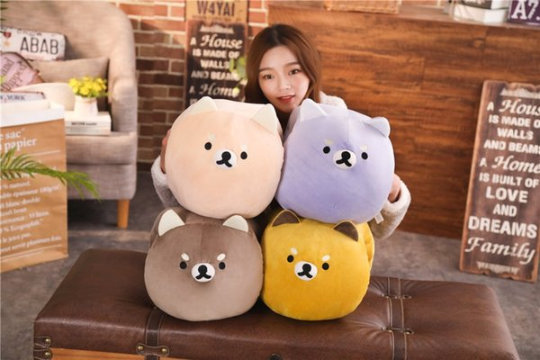 35cm Cartoon Teddy Bear Plush Hand Warmer Stuffed Kawaii Plush Toys for Girls Valentine Gift Soft Pillow Cushion Home Decor