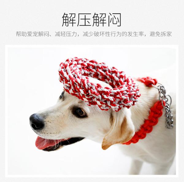 Bola de brinquedo Resistente à Mordida Grande Cachorro Brinquedo Grande Cachorro Golden Mullah Brado Escape Molar Produtos para Animais de Estimação