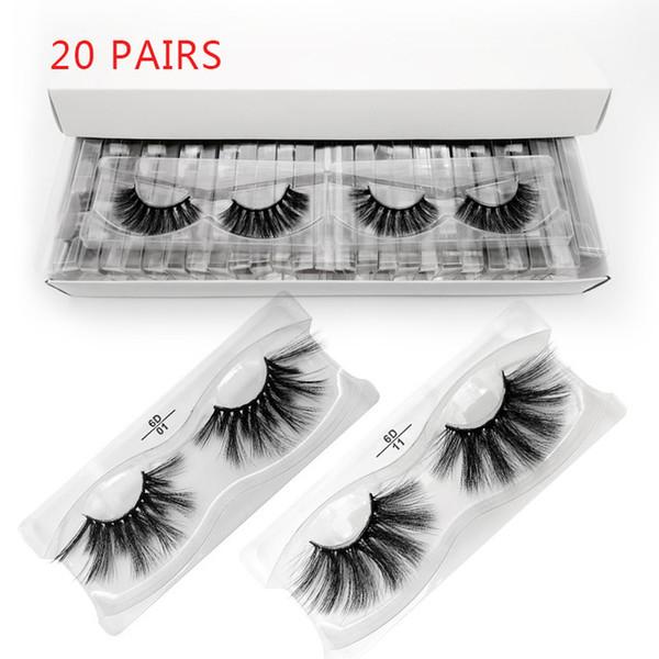 20 paires