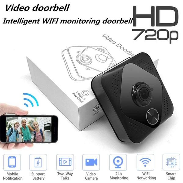 Vikewe M8 Smart Wifi Video Türklingel Video Intercom Telefon Türklingel Kamera Tag und Nacht Vision automatische Umschaltung Securit Auto DVR