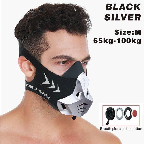 Filtre Siyah Gümüş m