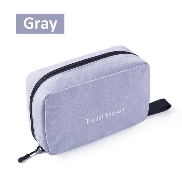 6 Colors Spot Portable Wash Supplies Storage Bag Home Hanging Type Folding Cosmetic Bag High Quality Travel Storage