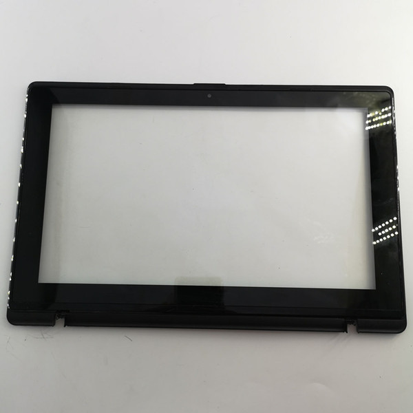 11,6 pulgadas para Asus Vivobook X200MA X200CA X200LA X200 Digitalizador de pantalla táctil con sensor de cristal de marco Repuestos