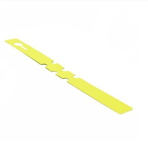 Couleur: jaune 100 pcs